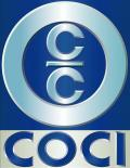 Logo de Coci Sa. provides Used Printing Equipement for Sale. We Buy and Sale Used Printing Machines like Press, Offset, Pre Press, Post Press including Spare Sparts in Europe, United States, Eastern Europe, India, China, Africa. In Stock more than 3000 Used Printing Machines Heideleberg, Komori, KBA, Roland, Polar, Muller Martini.